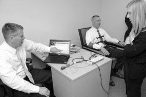 Проверка сотрудников на детекторе лжи