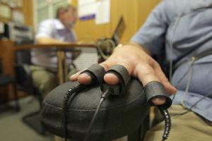 Использование детектора лжи в суде