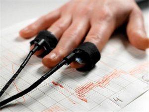 Процедура проверки на полиграфе